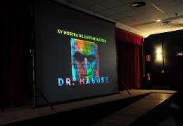 Mostra Dr. Mabuse 2016. Sesión 1. C.C. Trinitat Vella