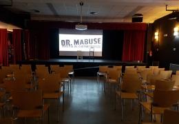 Mostra Dr Mabuse 2017. Centre Civic Trinitat Vella
